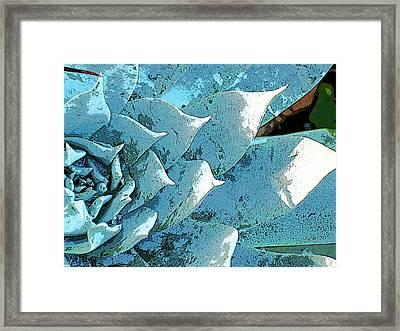 Nature Series Framed Print by Ginger Geftakys