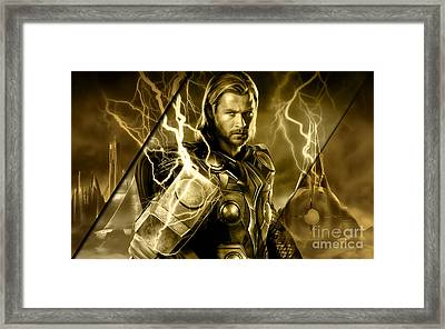 Thor Collection Framed Print