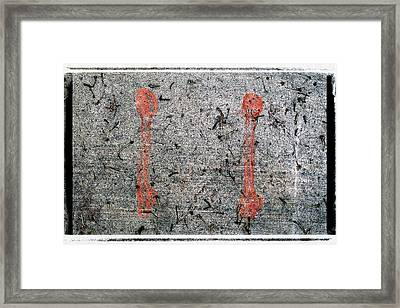 Abstract 87 Framed Print