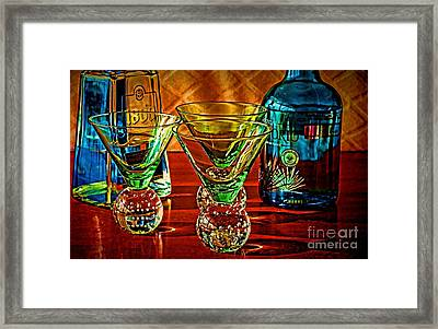 100 Percent Agave Framed Print by Pamela Blizzard