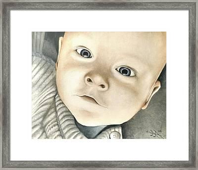 Portrait Of Raphael, 1 Framed Print