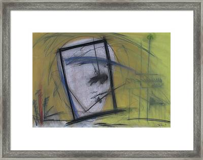1006 Framed Print by Stefan Hermannsson