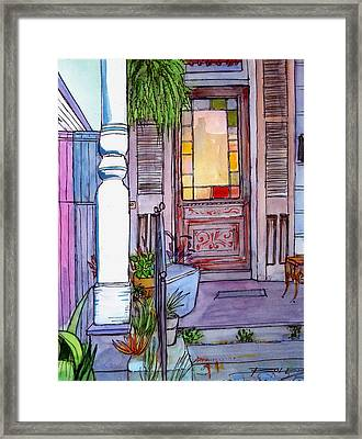 103 Framed Print by John Boles