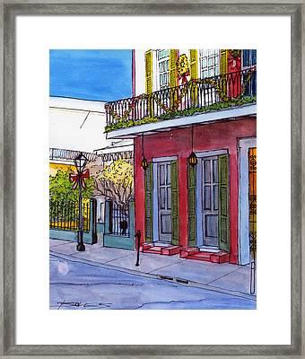 108 Framed Print by John Boles