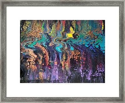 #109 Framed Print