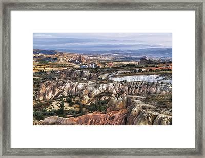 Cappadocia - Turkey Framed Print