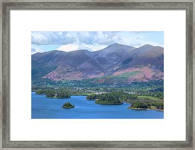 Derwentwater - Lake District Framed Print