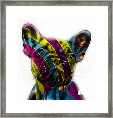 French Bulldog Framed Print by Marvin Blaine