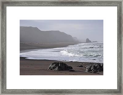 Irish Beach Framed Print