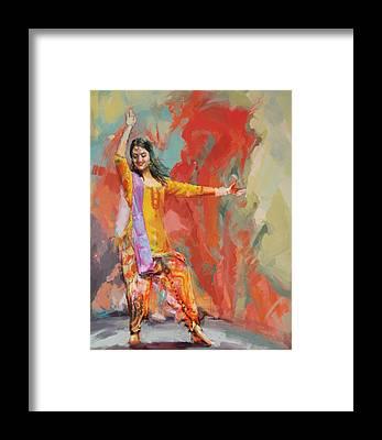 Maryam Framed Prints