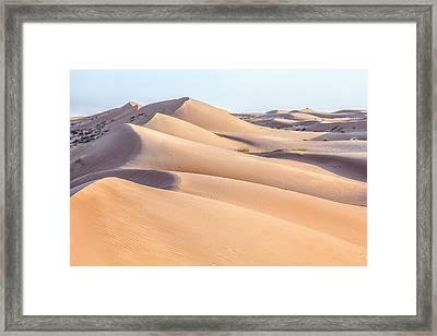 Wahiba Sands - Oman Framed Print by Joana Kruse