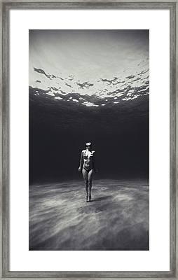 110820-9103 Framed Print by 27mm