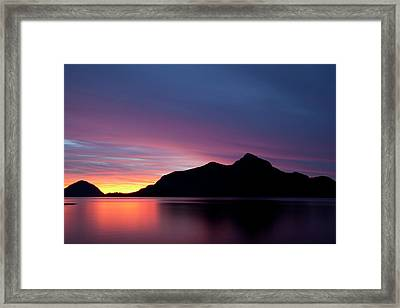 1.1.11  Framed Print by Monte Arnold
