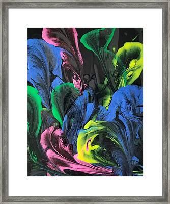 #113 Framed Print