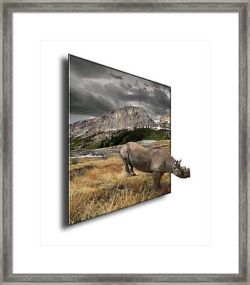 116 Framed Print by Peter Holme III