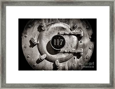 117 Framed Print by Olivier Le Queinec