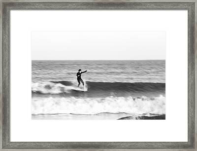 12/27/2015 Hi-key Noseride Framed Print by AM Photography
