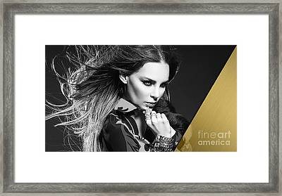 Beauty Collection Framed Print