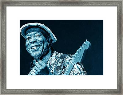 Buddy Guy Collection Framed Print