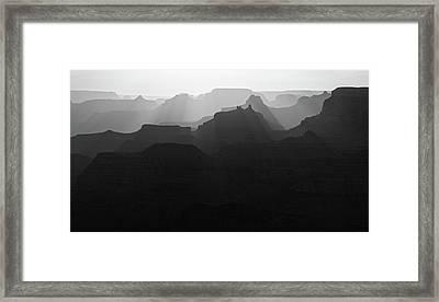 Grand Canyon Arizona Framed Print