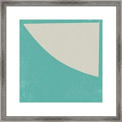 12 Framed Print by Jon Rogers