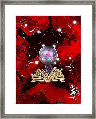 Magic Collection Framed Print