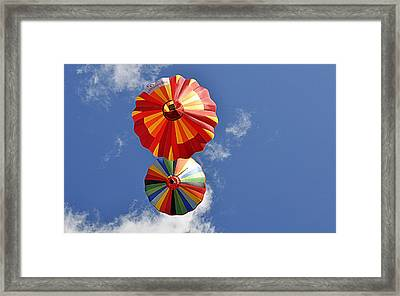 12 Oclock High Framed Print