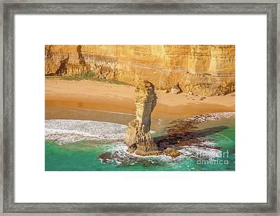 Port Campbell National Park Framed Print