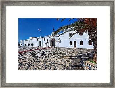 Tinos - Greece Framed Print by Constantinos Iliopoulos