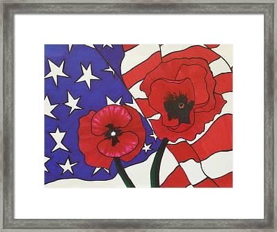 Remember Framed Print by Morgan Carroll