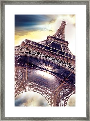 126 Framed Print by Ivan Vukelic