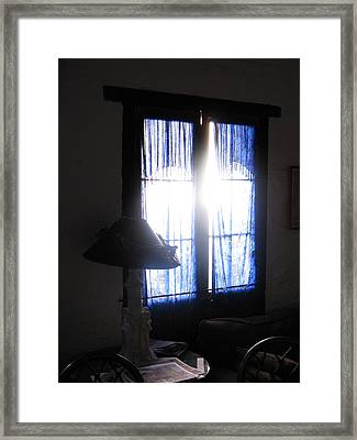 12pm Framed Print by Tom Hefko