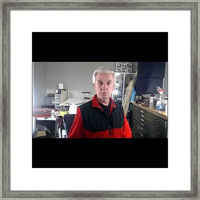 Framed Print featuring the photograph . by James Lanigan Thompson MFA