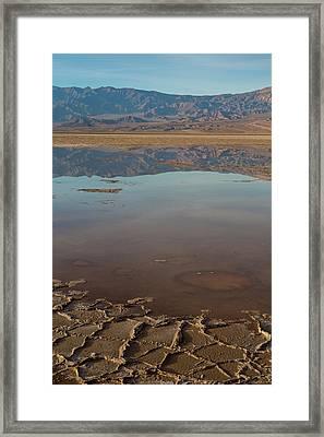 Death Valley Framed Print by Jon Manjeot