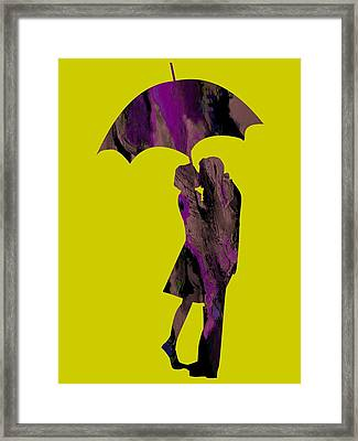iLove Collection Framed Print by Marvin Blaine