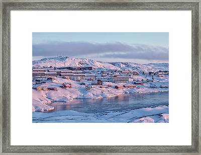 Ilulissat - Greenland Framed Print by Joana Kruse