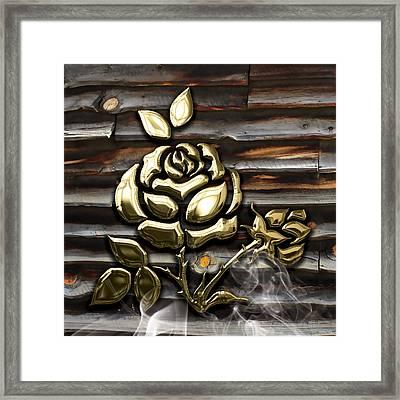 Rose Collection Framed Print