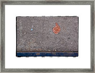 Abstract 83 Framed Print