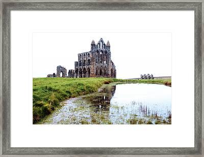 Whitby - England Framed Print