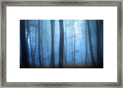 Landscape Pictures Nature Framed Print by Margaret J Rocha