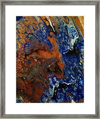 #137 Framed Print