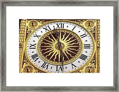 1371 Framed Print