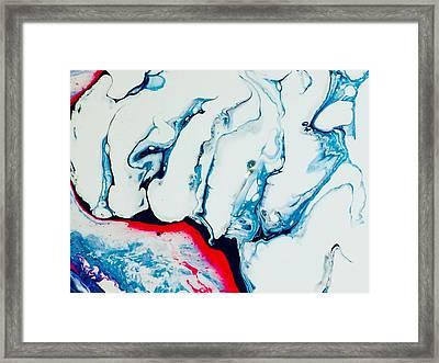 1388 Framed Print