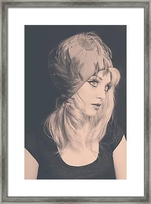 1394-2 Framed Print by Teresa Blanton