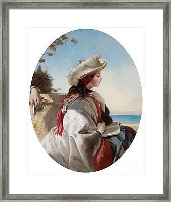 Augustus Leopold Egg  Framed Print by MotionAge Designs