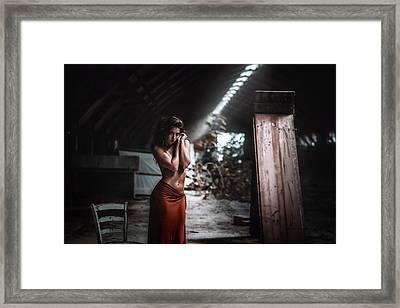 Giulia Framed Print