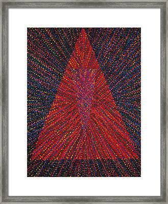 Mobius Band Framed Print by Kyung Hee Hogg