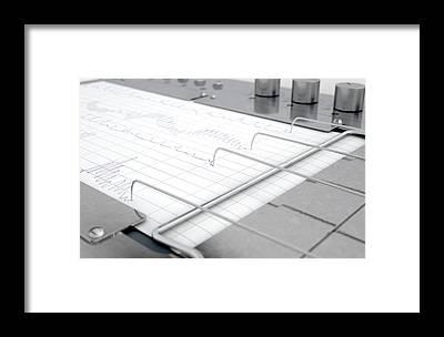 Electronic Ink Framed Prints
