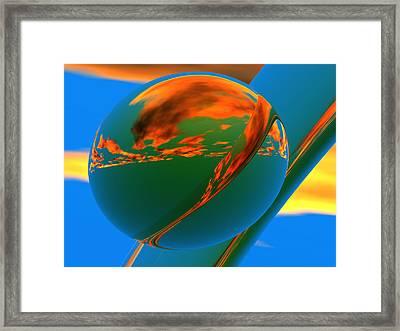14 Framed Print by Scott Piers