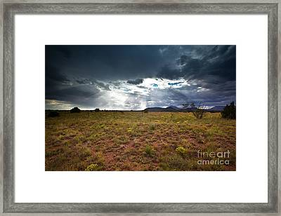 Texas 66 Framed Print